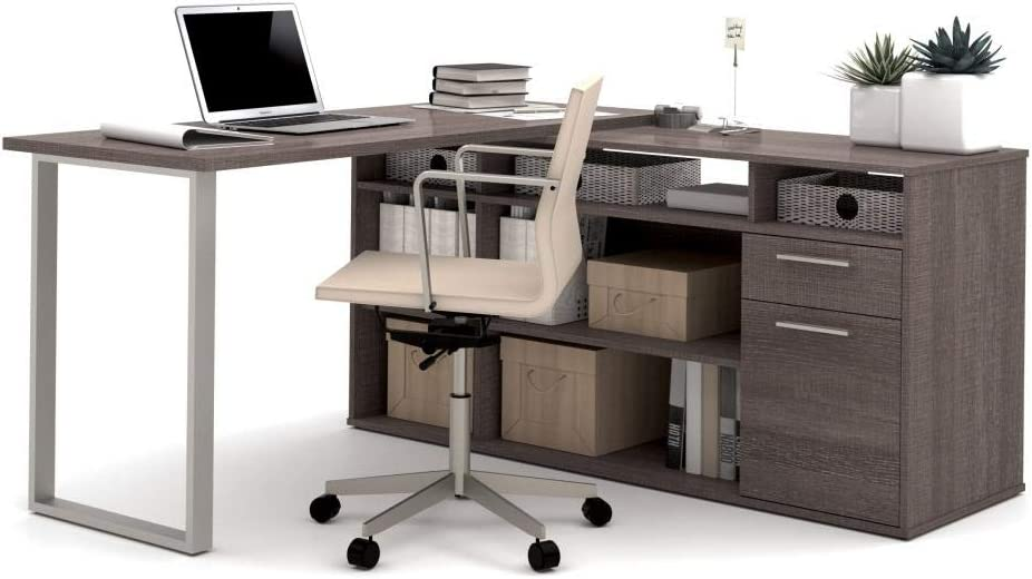 Bestar L-Shaped Desk – Solay