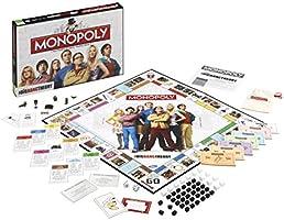 Big Bang Theory Monopoly Board Game: Amazon.es: Libros en idiomas extranjeros