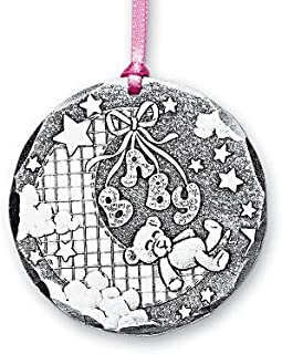 product image for Wendell August Baby's First Christmas Ornaments (We Welcome Baby)