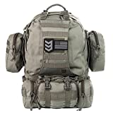 Best Operator Backpacks - Paratus 3 Day Operator's Pack Military Style MOLLE Review