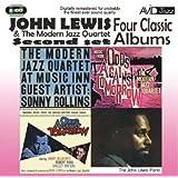 Four Classic Albums - John Lewis - At Music Inn #2 / Odds Against Tomorrow / John