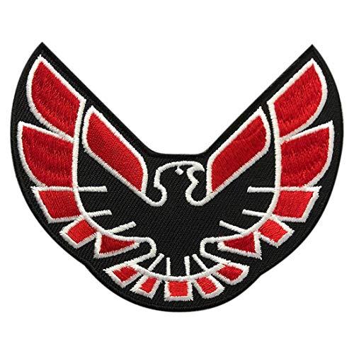 Firebird Pontiac Trans Am Racing Eagle Patch [3.5 inch Iron on sew - Am Eagle