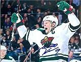 Mikko Koivu autographed 8x10 Photo (Minnesota Wild Captain) Image #SC8