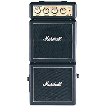 Marshall Mini Stack Series MS-4 not-so-mini Practice Guitar Amplifier