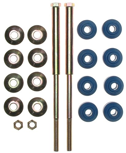 ACDelco 45G20642 Professional Front Suspension Stabilizer Bar Link Kit with Hardware (Stabilizer Kit Bar Front)