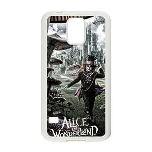 alice in wonderland Phone Case for Samsung Galaxy S5 Case