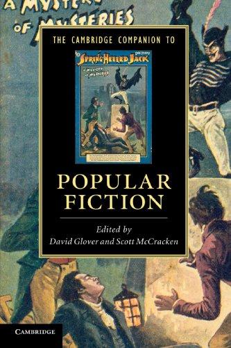 !Best The Cambridge Companion to Popular Fiction (Cambridge Companions to Literature) PPT