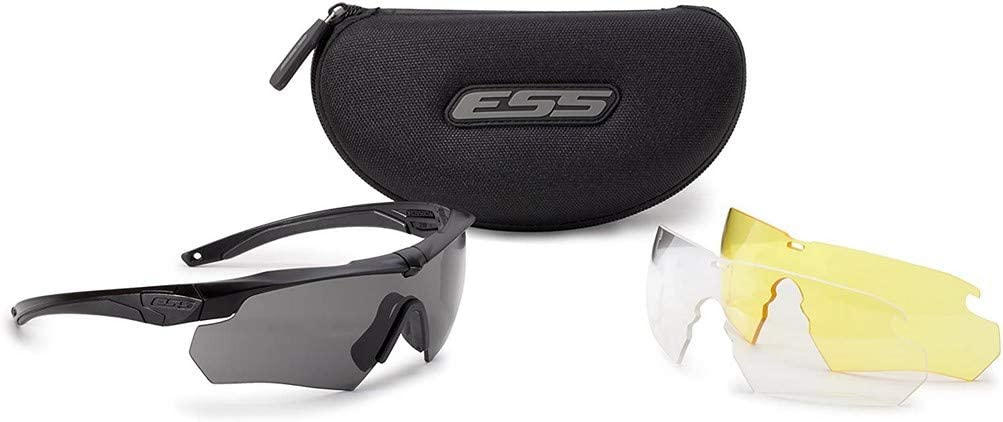 ESS Eyewear 314538-SSI Cross Series Crossbow 3LS Kit 740-0387 - Multi, N/A