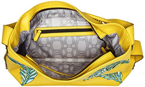 Hobo Aimee Large Havana Yellow Kestenberg Blazing qwRZp0x