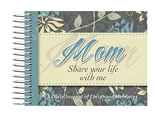 Mothers Memory Book (Mom, Share Your Life With Me)
