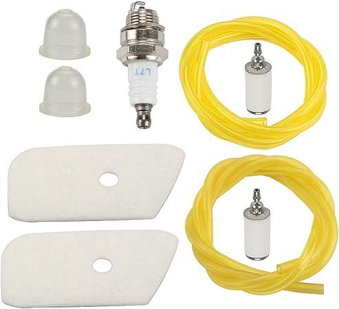 Amazon.com: Mckin 530150253 Filtro de aire + línea de filtro ...