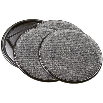 Carpet Base Caster Furniture Cups Amazon Com