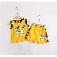 CHUANG Conjunto Juvenil Deportivo para Niños - Lakers