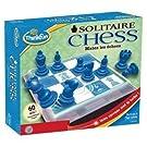 Think Fun - TFSC01 - Jeu de Stratégie - Solitaire Chess