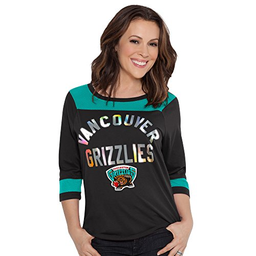 NBA Vancouver Grizzlies Kick-Off Tee, Small, Black for sale  Delivered anywhere in Canada