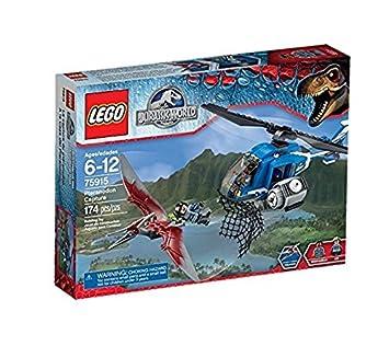 Lego Jurassic World 75915 Pteranodon Capture Amazoncouk Toys