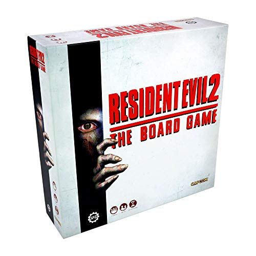 Resident Evil 2: The Board Game (Best Horror Games Ps4)