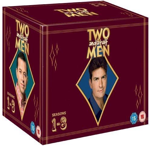 Two and a Half Men - Seasons 1-8 [Region 2]