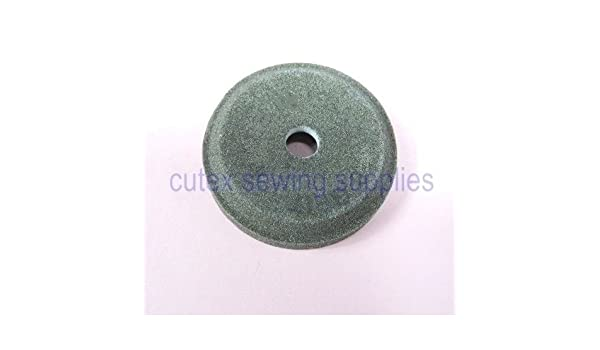 """120 Grit Eastman Round Cutter 5/"""" or Larger Blade Sharpening Stone #133C1-12"""