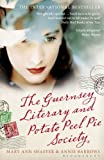 The Guernsey Literary and Potato Peel Pie Society by Mary Ann Shaffer front cover