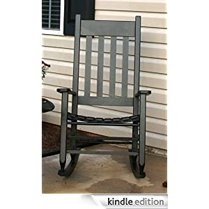 Build Your Own FRONT PORCH ROCKING CHAIR Pattern DIY PLANS So Easy, Beginners Look Like Experts PDF Download Version so you can get it NOW! Peter Harrington