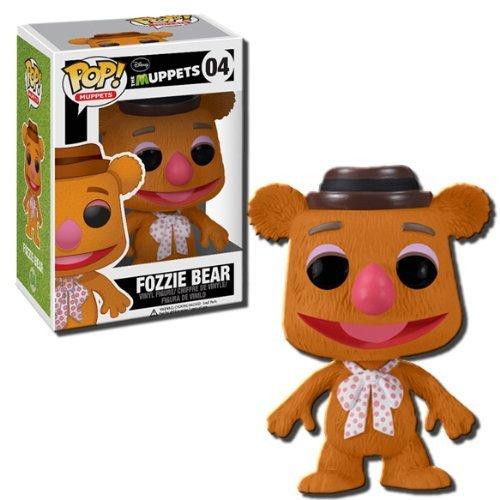 Funko POP Muppets (VINYL): Fozzie Bear