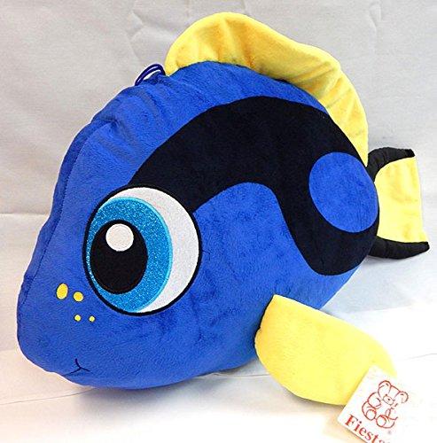 Fiesta Toys Jumbo Tang Fish Plush Stuffed Animal Toy Blue - 21 - Fish Fiesta