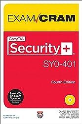 CompTIA Security+ SY0-401 Exam Cram (Exam Cram (Pearson))
