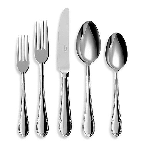 Boch Villeroy Steel Stainless & Spoon (Villeroy & Boch Mademoiselle 64 Piece Set)