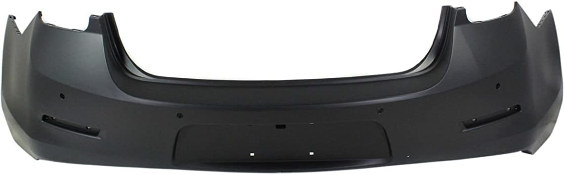 NEW Fits 2007 2008 2009 Toyota Sienna w//o Snsrs Rear Bumper COVER Painted