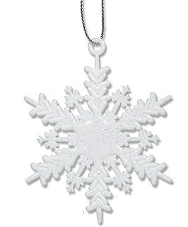 white christmas ornaments bulk