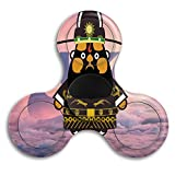 GOVME CUOP Fidget Spinner Toy - Chinese Peking Opera Hand Spinner Toy Stress Reducer - Perfect For ADD, ADHD, Anxiety, And Autism Adult Children