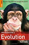 Front cover for the book The Rough Guide to Evolution by Mark Pallen