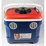 12V Portable Air Conditioner cooler 30 Quart 560 CFM Digital Multi Speed Fan