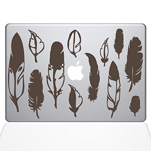 2018新入荷 The Decal Guru Macbook Woodland Feathers Macbook B0788HG8J2 newer) Decal Vinyl Sticker - 13 Macbook Pro (2016 & newer) - Brown (1267-MAC-13X-BRO) [並行輸入品] B0788HG8J2, 布とリボンの手芸店シナモンブルー:bfdbe19f --- a0267596.xsph.ru
