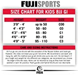 Fuji Kid's BJJ Uniform
