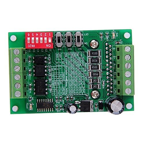 WINGONEER TB6560 3A Single-Axis Controller Stepper Motor Driver Board