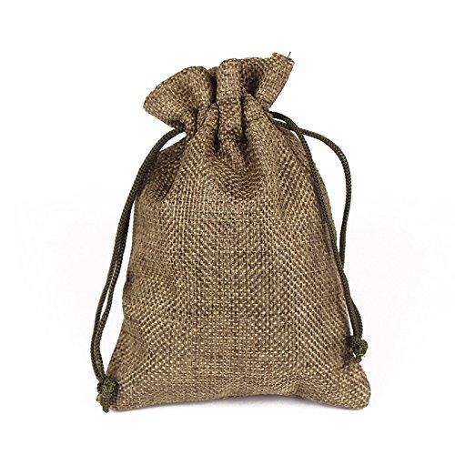 Army Hessian Bags - 5