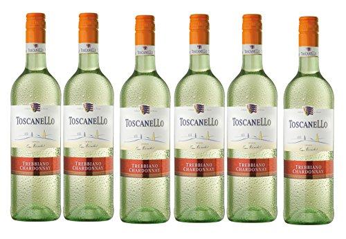 Toscanello Trebbiano Chardonnay halbtrocken (6 x 0.75 l)