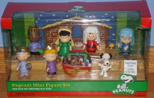 A Charlie Brown Christmas 2013 Peanuts Nativity Pageant M...