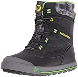 Merrell Boys Snow Bank 2.0 Waterproof Snow Boot