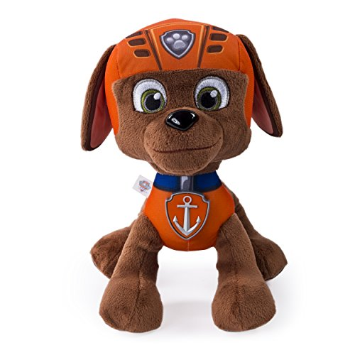 Paw Patrol, Real Talking Zuma Plush