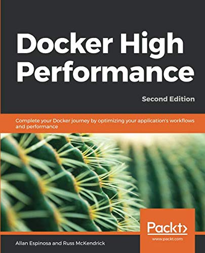Docker High Performance, 2nd Edition Front Cover