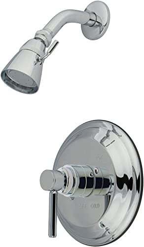Kingston Brass KB2631DLSO Concord Shower Only, Polished Chrome