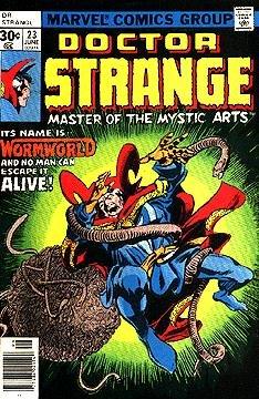 Doctor Strange (1974 series) #23