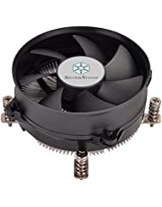 SilverStone Technology NT08-115X Low Profile 48mm 95W TDP LGA 115X CPU Cooler
