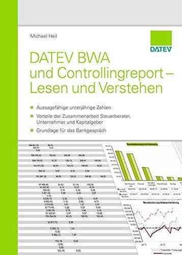 DATEV BWA und Controllingreport