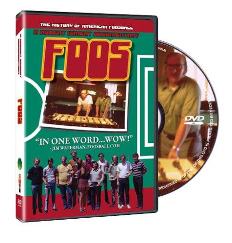 FOOS: History of American Foosball (Table Soccer)
