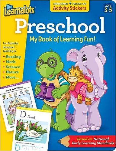 Preschool Big Book of Learning Fun (Big Book of Learning Fun ...
