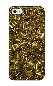 New Gold Tpu Case Cover, Anti-scratch Paula S Roper Phone Case For Iphone 5/5s